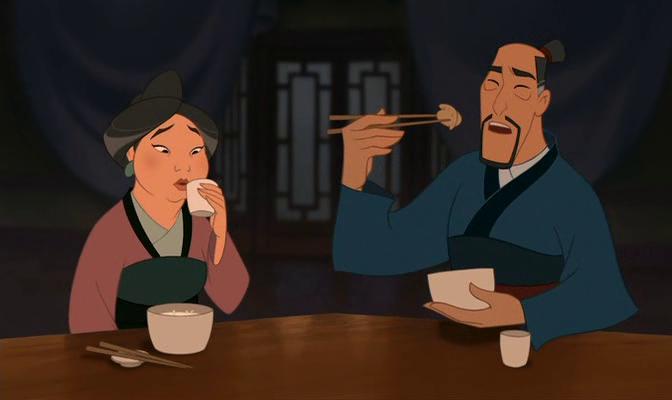 Mulan Chinese Food