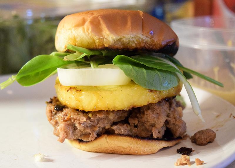 Lilo and Stitch [week 2] – Hawaiian Hamburgers, Mashed Sweet ...