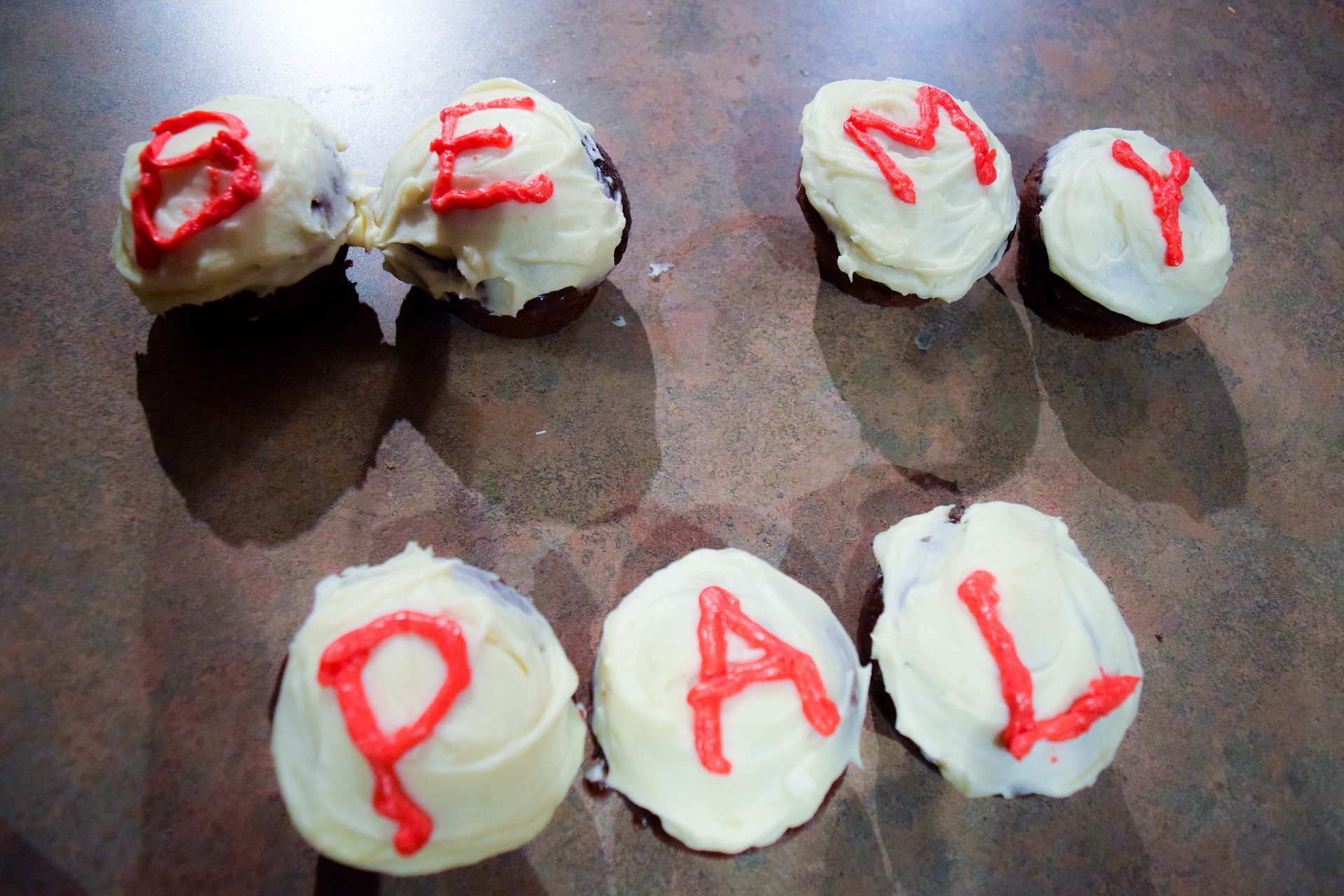 monsters university be my pal cupcakes garbage pizza disneymeals